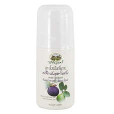 Дезодорант с гуавой и мангостином AbhaiHerb Herbal Deodorant Mangosteen Peel-Guava leaves