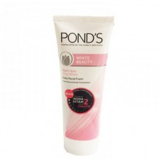 Осветляющая пенка для умывания Ponds White Beauty Spot-less Rosy White Daily Facial Foam