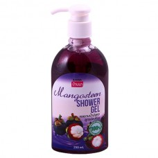 Гель для душа с мангостином Banna Shower Gel Mangosteen