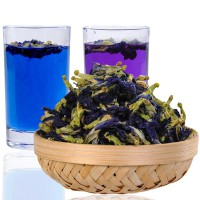 Синий чай Анчан 100 грамм Butterfly Pea Tea Thai Farmer
