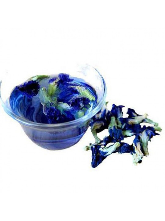 Синий чай Анчан 50 грамм Butterfly Pea Tea Thai Farmer