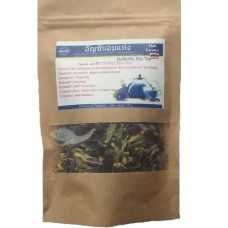 Синий чай Анчан Butterfly Pea Tea Thai Farmer 50 грамм